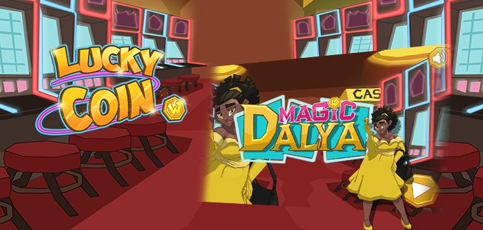 Help Dalya find the solution to this puzzle game to hit the jackpot!