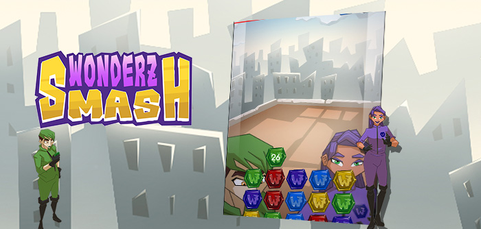 The Wonderz hit hard in this game where your senses of observation and reflex are put to the test!