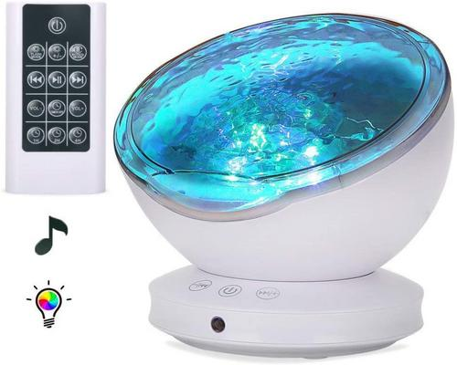 une Lampe Grde Led
