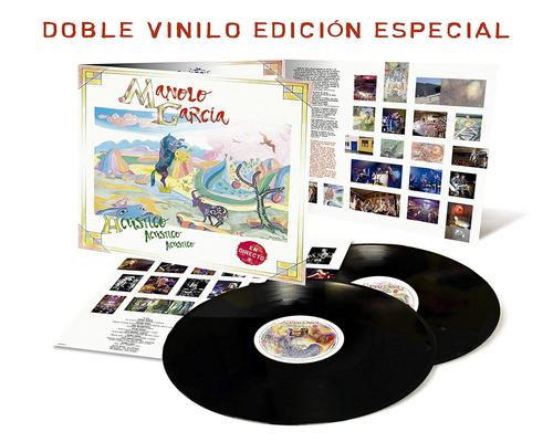 un Vinyle Acustico (En Directo) (Black Friday 2020) [Import]
