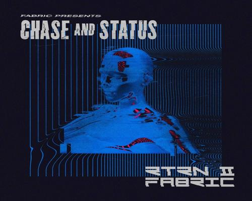 un Cd Presents Chase & Status Rtrn Ii Fabric