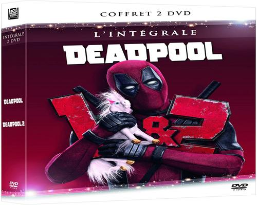 un Film Deadpool 1 + 2