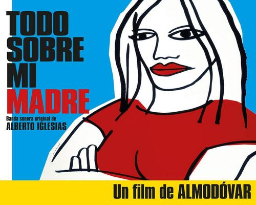 une Bande Originale Todo Sobre Mi Madre (All About My Mother) (Original Soundtrack)