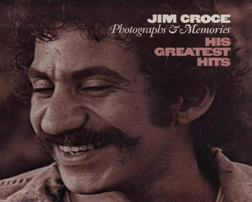 un Vinyle Photograps & Memories, His Greatest Hits