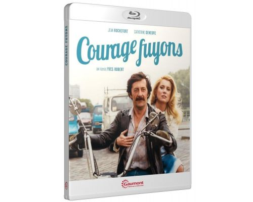 Un Blu ray Courage fuyons