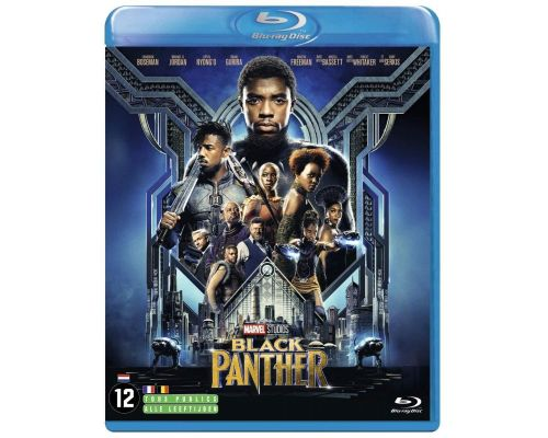 Un Blu-Ray Black Panther