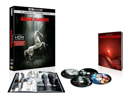 Un BluRay BLADE RUNNER- EDITION COLLECTOR