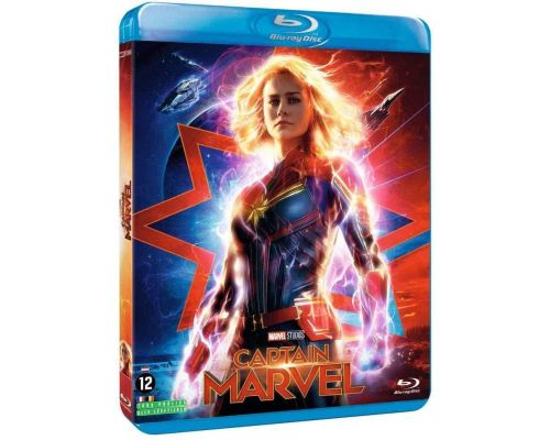 Un BluRay Captain Marvel