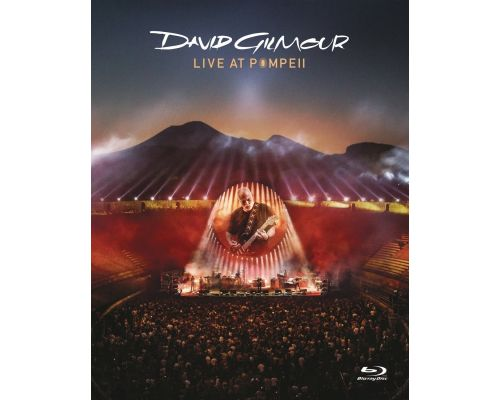 Un Blu-Ray Live At Pompeii