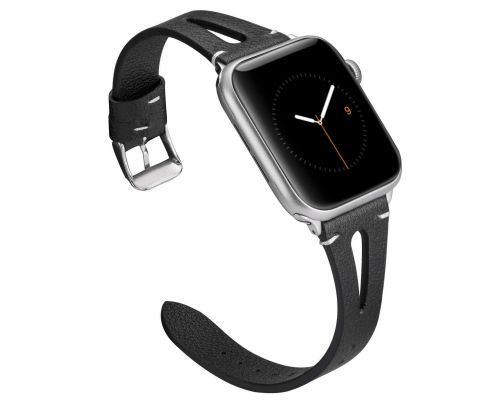 Un Bracelet en Cuir pour Apple Watch