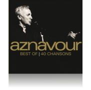 Un CD Best Of 40 Chansons
