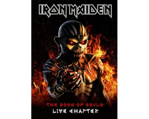 Un CD The Book of Souls: Live Chapter par Iron Maiden