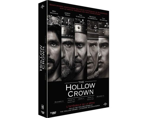 Un Coffret DVD The Hollow Crown