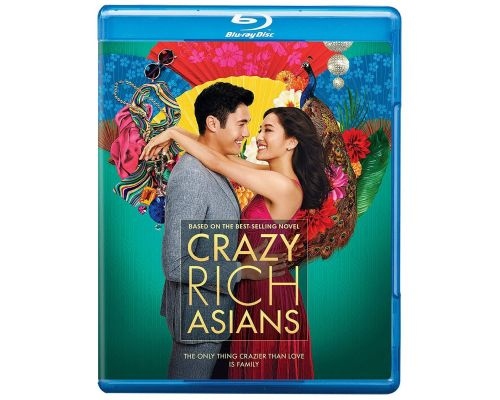A Crazy Rich Asians Blu-Ray