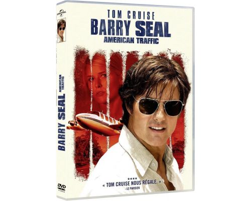 Un DVD Barry Seal : American Traffic