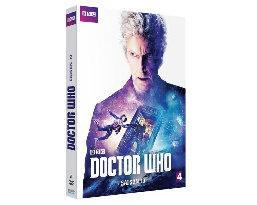 Un DVD DOCTOR WHO Saison 10