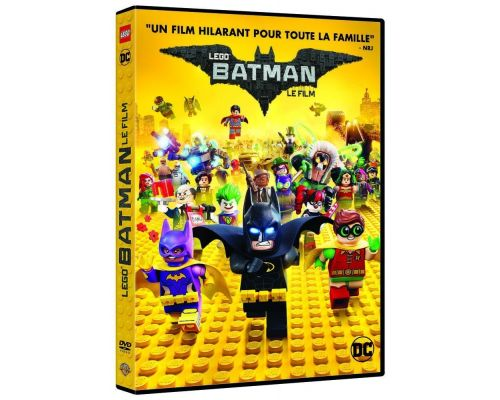 un DVD Lego Batman, Le Film