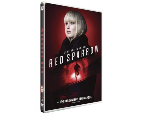un DVD Red Sparrow