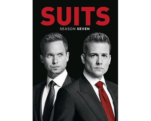 Un DVD Suits Season 7