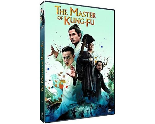 un DVD The Master Of Kung-Fu