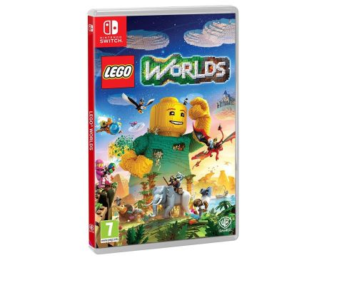Un Jeu Nintendo Switch LEGO Worlds