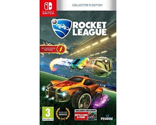Un Jeu Nintendo Switch Rocket League - Edition Collector