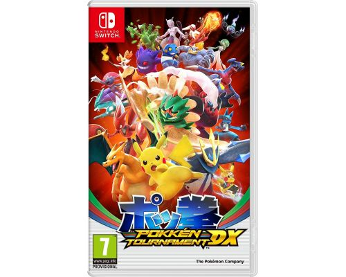 Un Jeu Nintendo Switch Pokken Tournament DX