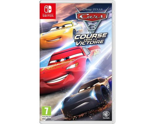 A Nintendo Switch Cars Game 3 Race To Victory