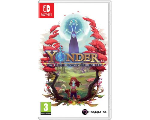 Un Jeu Nintendo Switch Yonder,The Cloud Catcher Chronicles