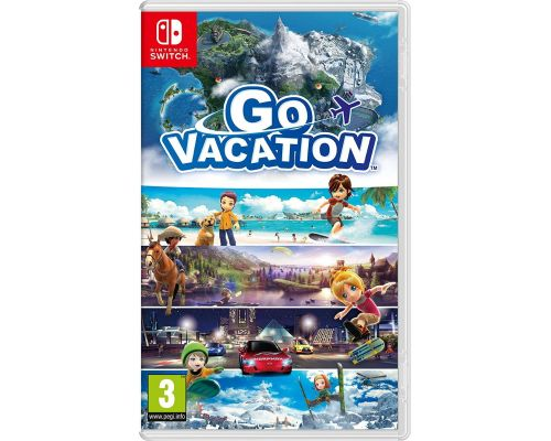 Un Jeu Nintendo Switch Go Vacation