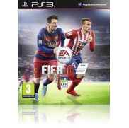A FIFA 16 game for PS3