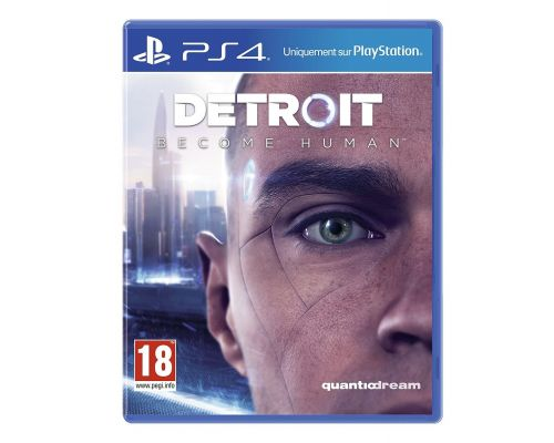 Un Jeu PS4 Detroit  Become Human
