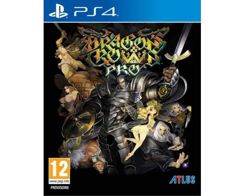Un Jeu PS4 Dragons Crown Pro
