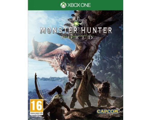 Un Jeu XBox One Monster Hunter World