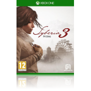 An XBOX ONE Syberia 3 Game