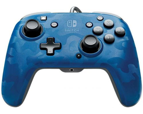 Une Manette Camo Audio pour Nintendo Switch