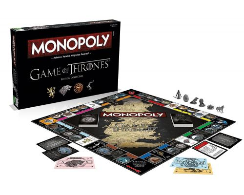 Un Monopoly Game of Thrones