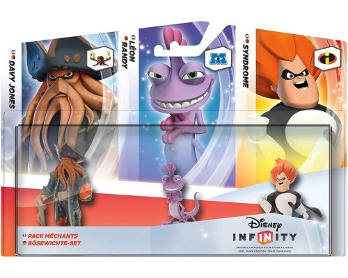 Un Pack de Méchants Disney Infinity