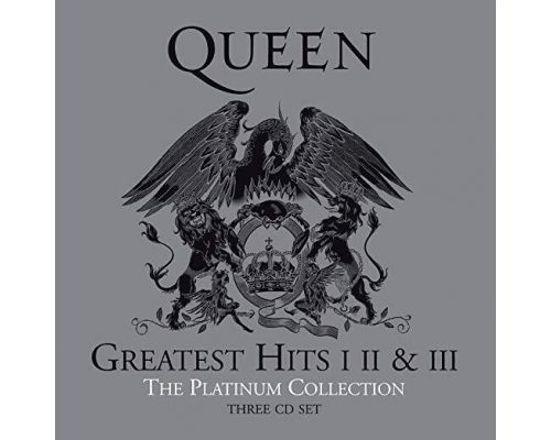 Collection A Queen Platinum [Coffret 3 CD]