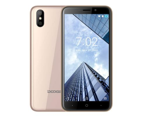 Un Telephone Portable DOOGEE