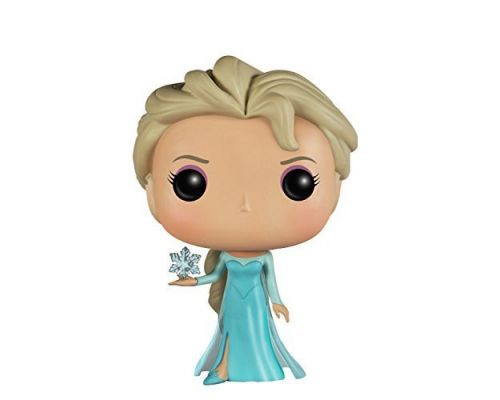 a figurine Pop Elsa of the Frozen