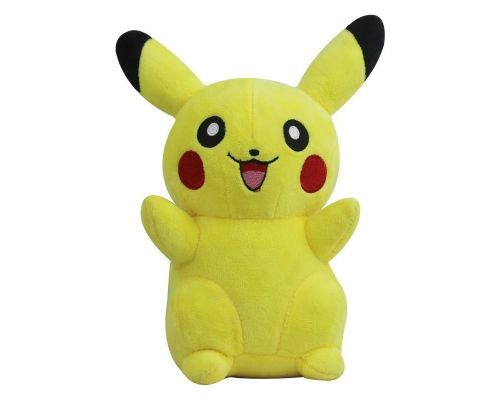 a Pokemon Pikachu Plush