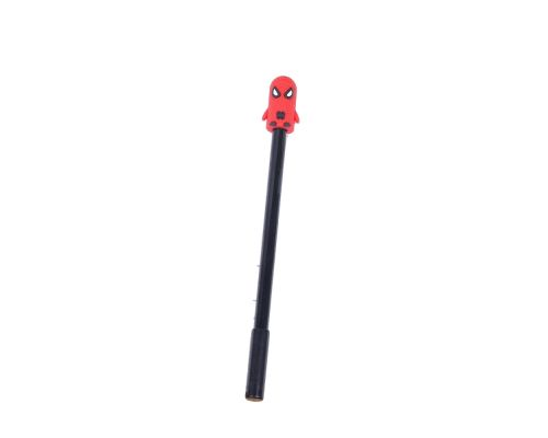 un Stylo Effigie Spiderman