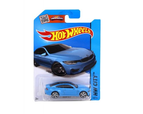 a Hot Wheels Miniature Car