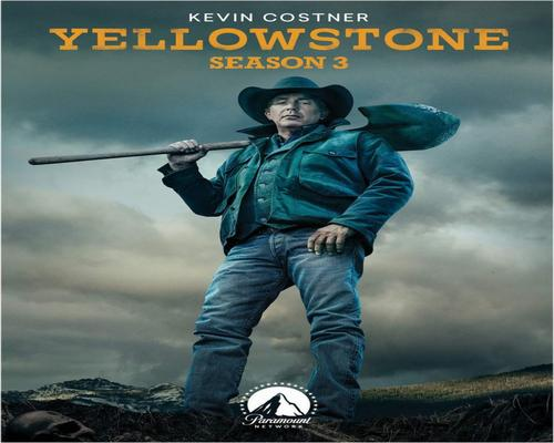 a Movie Yellowstone: Season Three (Dvd)