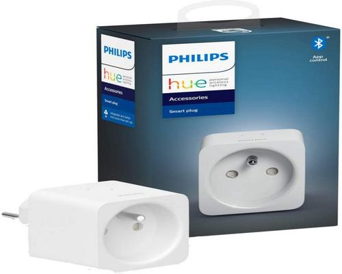 un Interrupteur Philips Hue Connectée