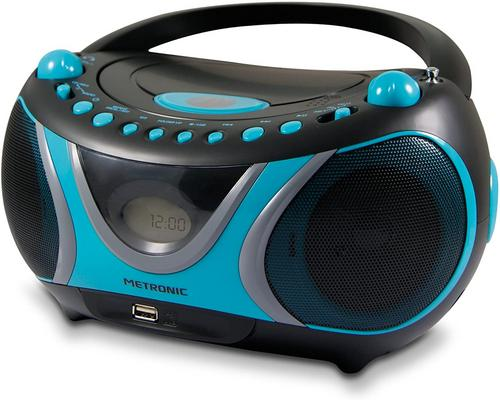 en Metronic 477118 Radio / Cd / Mp3-afspiller Sportsman