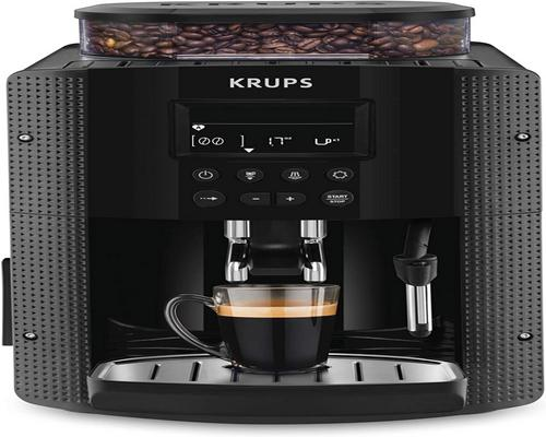 eine Krups Essential Machine