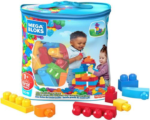 <notranslate>en Mega Bloks Blue Bag Toy</notranslate