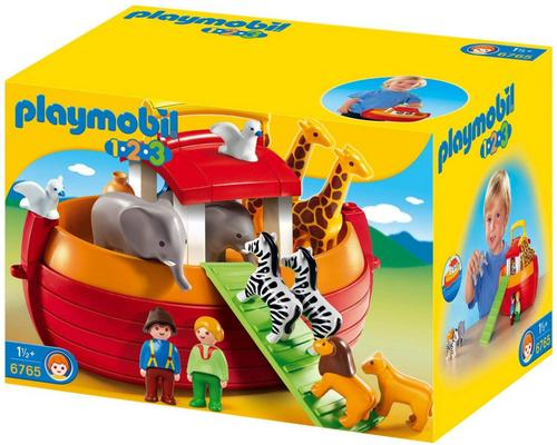 a Playmobil box